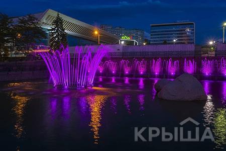 Новости: Где в Алматы построят и отремонтируют фонтаны