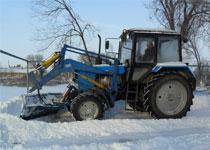 Новости: ВУральске возможны проблемы сзимней уборкой улиц