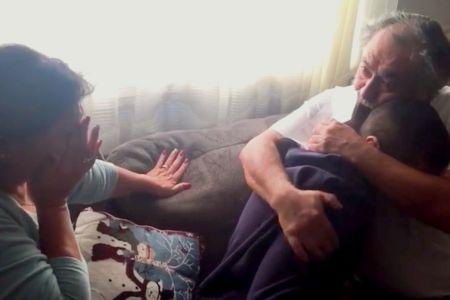 Новости: Сын избавил родителей от ипотеки