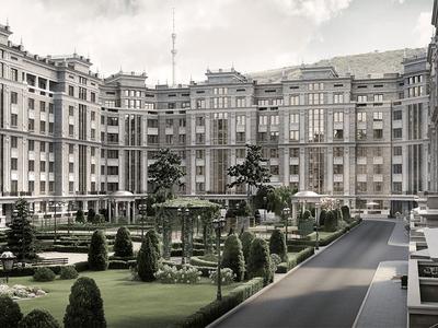 Жилой комплекс Dostyk Residence в Алматы