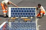 Новости: Дорогу из солнечных панелей построят во Франции