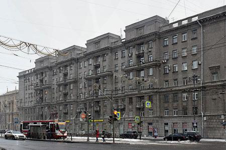 Новости: В Петербурге на продажу выставлена 58-комнатная квартира