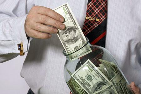 Новости: Валютные депозиты достигли максимума