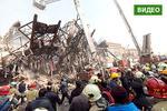 Новости: В Тегеране рухнула 17-этажная высотка
