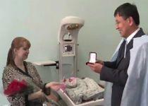Новости: В Карагандинской области матери тройняшек подарили квартиру