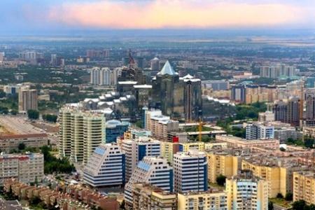 Статьи: В Алматы средняя цена и объём предложений жилья выросли