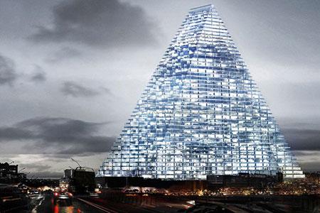 Новости: Первый небоскрёб за50лет построят вПариже