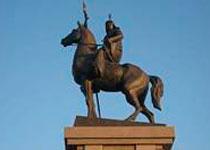 Новости: Открыт памятник Райымбек батыру