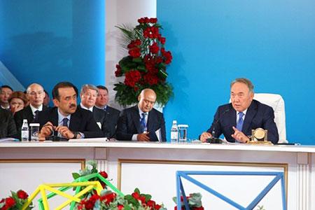 Новости: Назарбаев предложил сделать арендное жильё безвыкупным