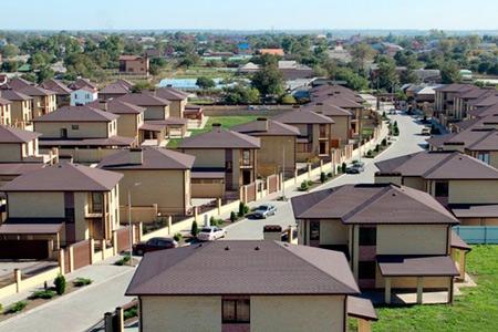 Новости: Застроительство жилья всёлах компаниям вернут 50% затрат