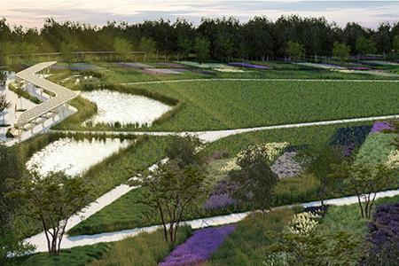 Новости: Каким станет Ботанический сад Алматы после реконструкции