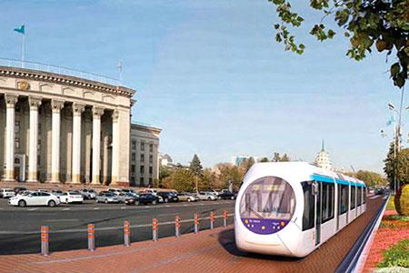 В Алматы объявили конкурс среди инвесторов для строительства ЛРТ ... 0db975ce910