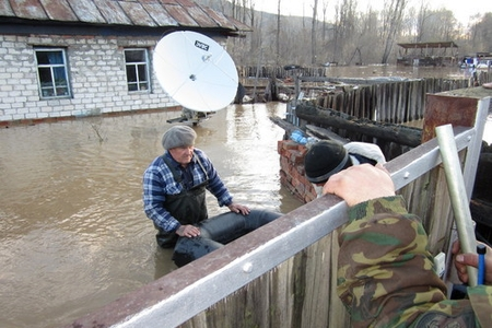 Новости: Из посёлков ВКО уплывают жители
