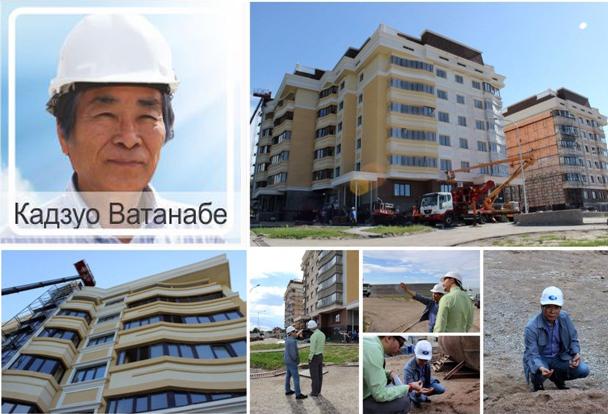 Статьи: Впервые в Казахстане! Японские стандарты сейсмостойкого строительства в Алматы