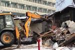 Новости: В Алматы снесли незаконное кафе