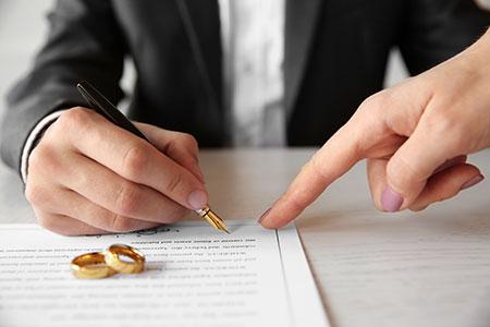 Новости: Как правильно оформить брачный договор