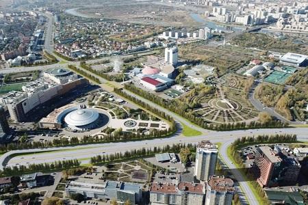 Новости: Каким будет Нур-Султан к2030году: опубликован проект мастер-плана