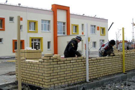Новости: В столице активно строят не только жилые комплексы