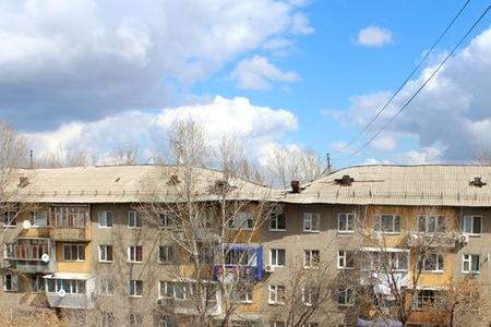 Новости: Крыша рухнула, пока жильцы спорили с КСК