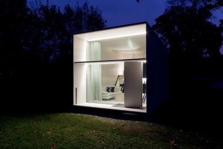 Новости: Построить мини-дом за7часов реально