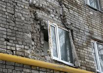 Новости: После замены окон едва не рухнул жилой дом