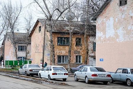 Новости: В центре Астаны снесут ветхое жильё