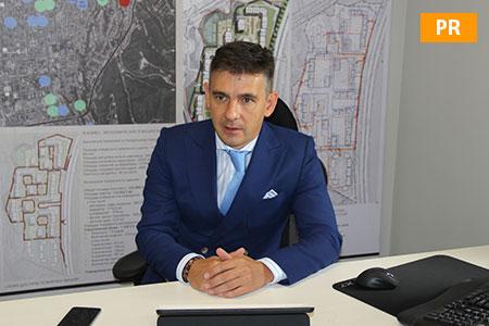 Статьи: Алексей Гомер, архитектор заказчика проекта ЖКKoktobe City: «Мыстроим вторую очередь сопережением»