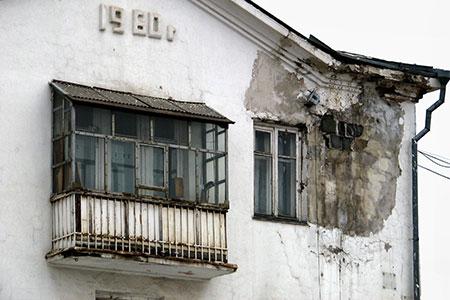 Новости: Для обследования старого жилья Астаны требуется 115млнтенге
