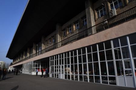 Новости: Автовокзал «Сайран» могут признать архитектурным памятником