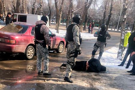 Новости: ВАлматы задержали подозреваемых вкрупной квартирной краже