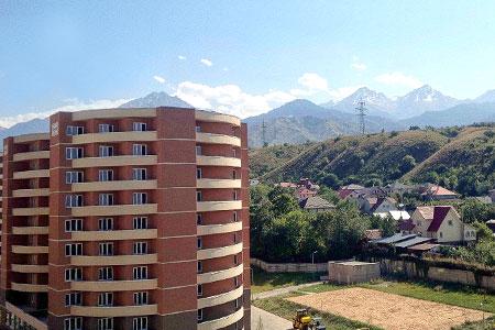 Новости: Из-за запрета высотного строительства в Алматы подорожает недвижимость