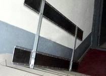 Новости: В алматинских многоэтажках устанавливают откидные пандусы