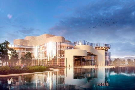 Новости: Как будет выглядеть театр балета наАль-Фараби