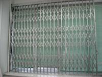 Статьи: Устанавливаем решетки на окна