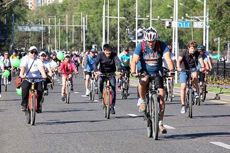 Новости: В Алматы перекроют улицы