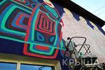 Новости: В Алматы распишут восемь фасадов