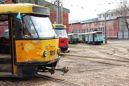 Новости: В Алматы не будет трамваев