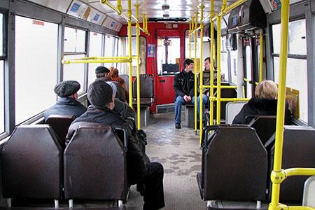 Новости: Плату за проезд в автобусах Шымкента повысят