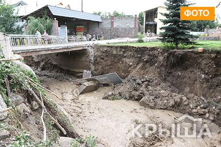 Новости: Грозитли сель Алматы в2017году?