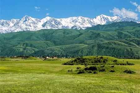 Новости: Разрушение Иссыкских курганов остановлено