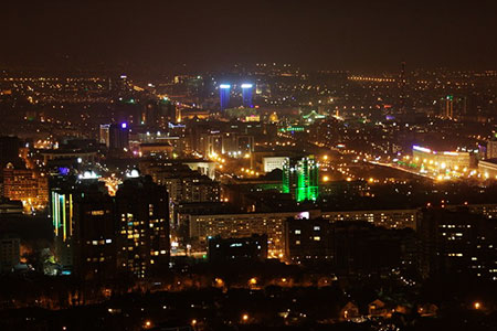 Новости: В каком районе Алматы совершается больше всего преступлений?