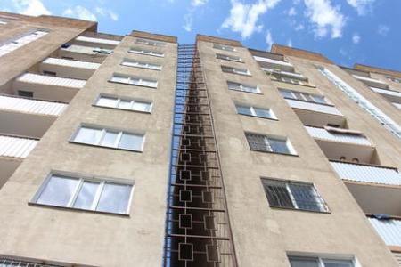 Новости: Накренившуюся девятиэтажку снесут