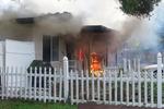 Новости: «Горящий» дом выставили напродажу вСША