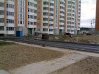 Новости: Благоустройство жилых домов остается на низком уровне