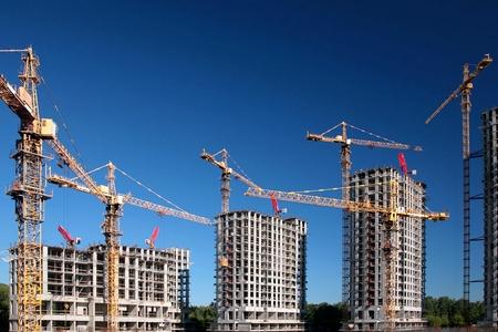 Новости: При поддержке КИК в регионах строят жильё