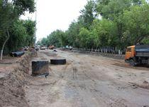 Новости: Астана: завершается ремонт участка ул. Ауэзова