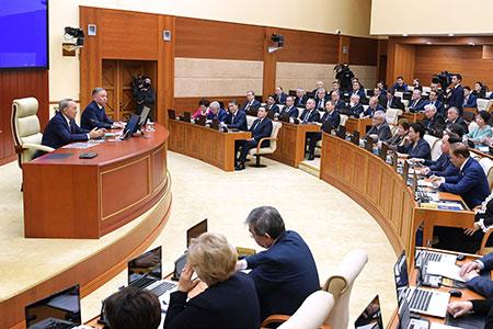 Новости: В Казахстане утверждён новый состав правительства