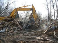 Новости: Судоисполинтели снесли дом, обманув жильцов