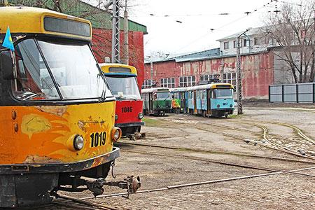 Новости: Иностранцы желают перестроить трамвайное депо Алматы