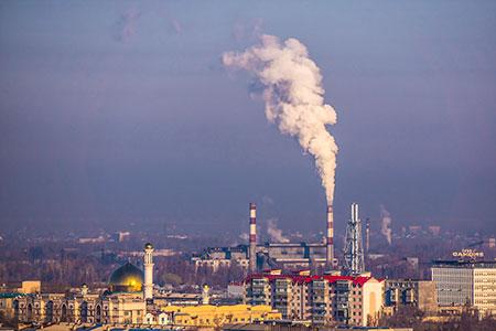 Новости: Спереходом ТЭЦ-2на газ тепло иэлектричество вАлматыподорожает